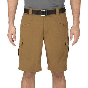 5.11 TACTICAL Men's Stryke 11in Battle Brown Short (73327-116)