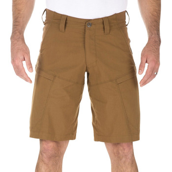 5.11 TACTICAL Men's Apex 11in Battle Brown Short (73334-116)