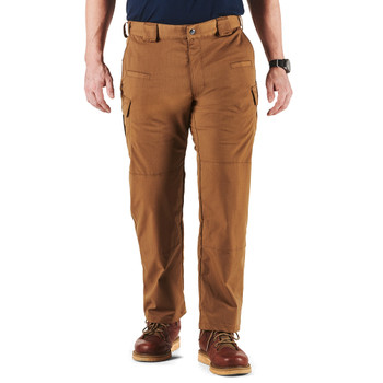 5.11 TACTICAL Men's Stryke Battle Brown Pant (74369-116)