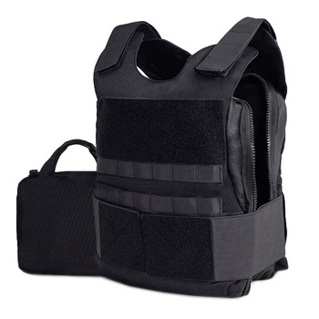 ACE LINK ARMOR Tactop Pistol Bag / Plate Carrier (Tactop-WithArmr)