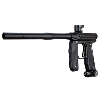 EMPIRE Mini GS Dust Black Paintball Marker with 2Pc Barrel (17394)