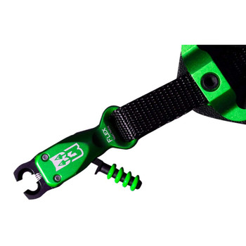 B3 ARCHERY Rival Green Release Aid with Flex Connector System (RVFC-GR)