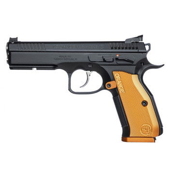 CZ Shadow 2 Orange 9mm 4.89in 17rd Semi-Automatic Pistol (91249)