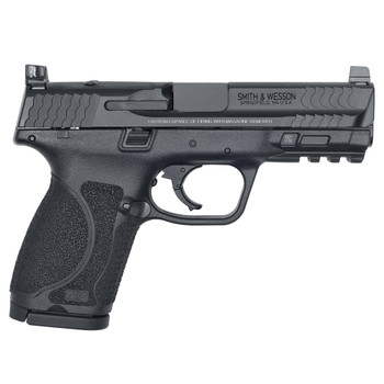 SMITH & WESSON M&P M2.0 Compact 9mm 4in 15rd Optics Ready Pistol (13144)