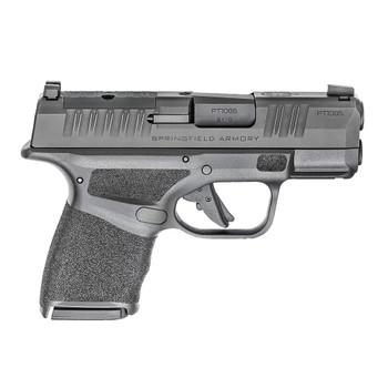 SPRINGFIELD ARMORY Hellcat 9mm 3in 10rd Black Melonite Micro-Compact OSP Pistol (HC9319BOSPLC)