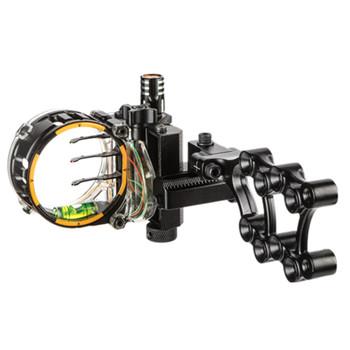 TROPHY RIDGE Hotwire 3-Pin RH Black Bow Sight (AS325R)