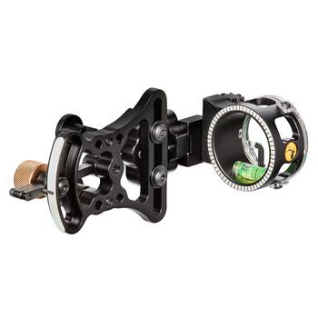 TROPHY RIDGE Pursuit 1-Pin LH Black Bow Sight (AS401L)