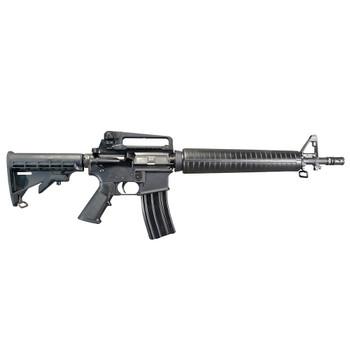 WINDHAM WEAPONRY Dissipator M4 223Rem/5.56x45mm NATO 16in 30rd Black Hard Coat Anodized Rifle (R16M4DA4T)