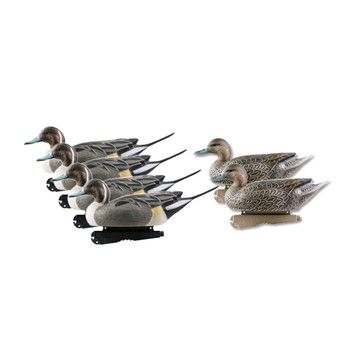 AVERY 6 Pack of Over-Size Pintail Decoys (73032)