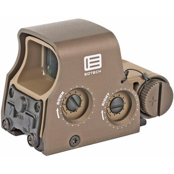 EOTech XPS2-0 Tactical 68MOA Ring with 1MOA Dot Red Reticle Tan Holographic Sight (XPS2-0TAN)
