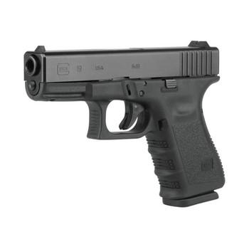 GLOCK 19 Gen3 9mm 4.02in 15rd Semi-Automatic Pistol (UI1950203)