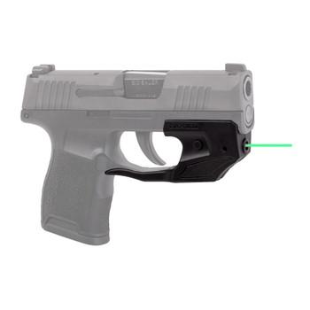 LASERMAX CenterFire GripSense For Sig Sauer P365/P365 XL/P365 SAS Green Laser (GS-P365-G)