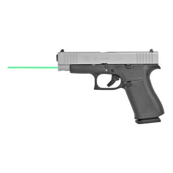 LASERMAX Green Guide Rod Laser for Glock 43/43X/48 (LMS-G43G)