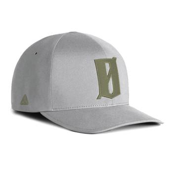 VIKTOS Men's Shield Gray Hat (19013)
