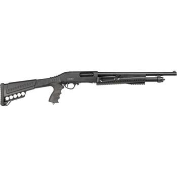 HATSAN Escort Slugger Tactical 12ga 18in 5rd Pump-Action Shotgun (ESCHEST12180001)