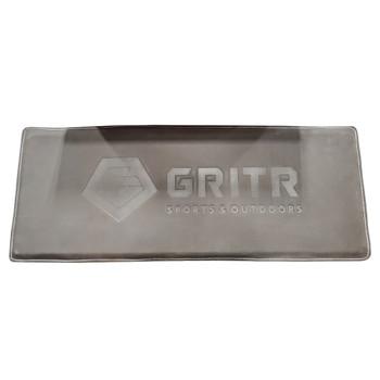 GRITR SPORTS Leather Range Mat (GRITR-LTHR-MT)