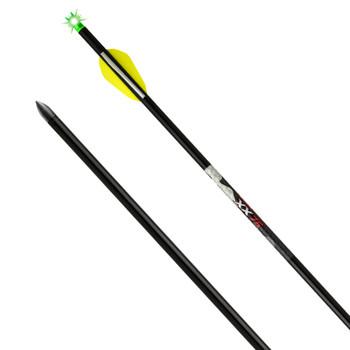 WICKED RIDGE Lighted XX75 20in Wicked Ridge Aluminum 3-Pack Arrow (HEA-068.3)