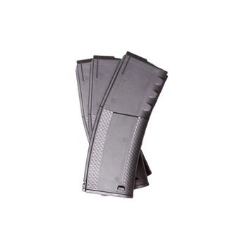 TROY AR-15 5.56mm 30Rd Magazine 3-Pack, Black (SMAG3PK00BT00)