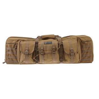DRAGO GEAR 36in Tan Double Gun Case (12-301TN)