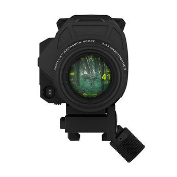 TENPOINT Garmin Xero X1i 3.5x Black Crossbow Scope (HCA-096LRF)