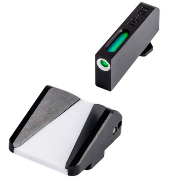 TRUGLO TFX Tritium/Fiber Optic Day/Night Sights for Glock(TG13GLFST)