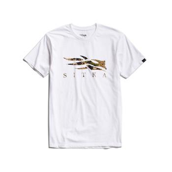SITKA Men's Icon Subalpine White T-Shirt (20189-WH)