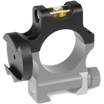NIGHTFORCE X-Treme Duty 30mm 4 Screw Top Half of Ring With Level And ADI Mount (A129)