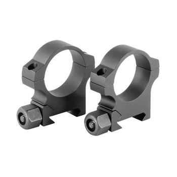 NIGHTFORCE Standard Duty 1in Medium 30mm Ring Set (A417)