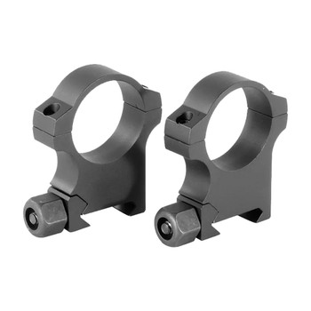 NIGHTFORCE Standard Duty 1.25in High 30mm Ring Set (A418)