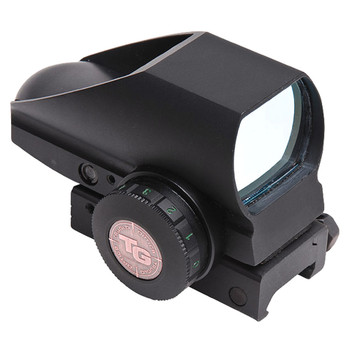 TRUGLO Tru Brite Dual Color Open Red Dot Sight, Box (TG8385BN)