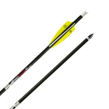 TENPOINT Pro Elite 400 3-Pack Carbon Arrow with Alpha-Nock (HEA-660.3)