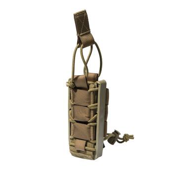 BERETTA Rapid Access Brown Pistol Mag Pouch (CA16100189087ZUNI)