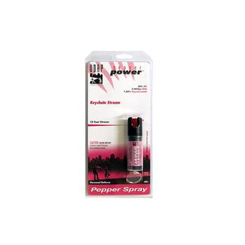 UDAP .5oz Pink Key Chain Pepper Spray (PK1)