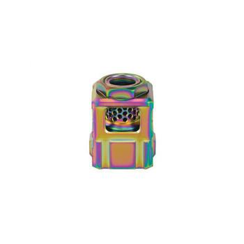 CHAOS GEAR SUPPLY Rainbow Qube Compensator (QUBECOMPRAINBO)