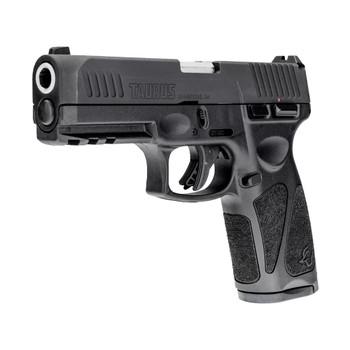 TAURUS G3 9mm Luger 4in 15+1rd Tenifer Matte Black Pistol (1-G3B941-15)