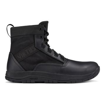 VIKTOS Armory Mid Side-Zip Leo Black Boot (10035)