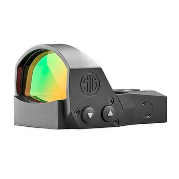 SIG SAUER Romeo1 Pro 6 MOA Dot Black Red Dot Sight (SOR1P101)