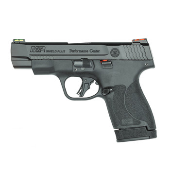 SMITH & WESSON M&P 9 Shield Plus 9mm 4in 10/13rd Semi-Automatic Pistol (13252)