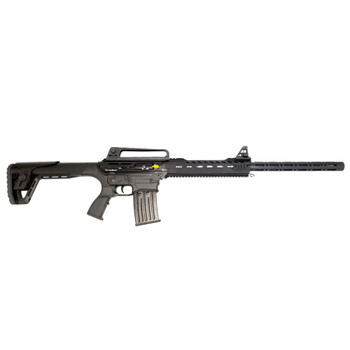 RADIKAL ARMS MKX-3 12Ga 24in 5rd Semi-Auto Shotgun (GDTNMKX3BK1224)