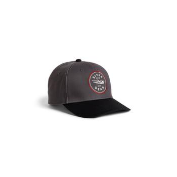 SITKA Shield Mid Pro Snapback Lead OSFA Cap (20262-PB-OSFA)
