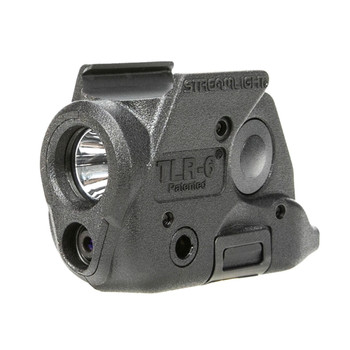 STREAMLIGHT TLR6 100 Lumens Tactical Weapon Light with White LED/Red Laser for Springfield Hellcat (69287)