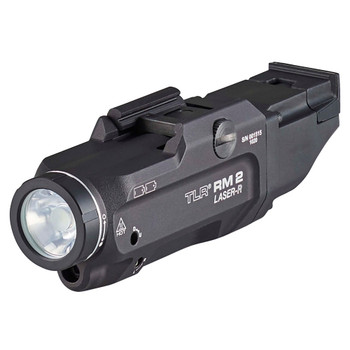 STREAMLIGHT TLR RM2 Laser 1000 Lumens Rail Mounted Tactical Light with Integrated Laser (69447)