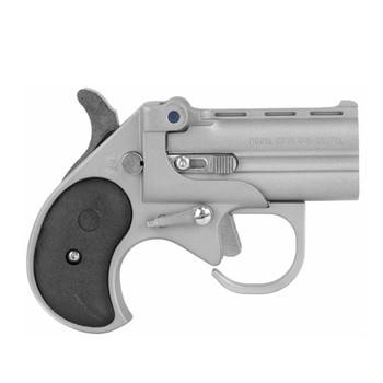 COBRA .38 Special 2.75in 2rd Stainless/Black Big Bore Derringer (BBG38SB)