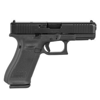 GLOCK G45 Gen5 Compact MOS 9mm 4.02in 10rd Semi-Automatic Pistol (PA455S201MOS)