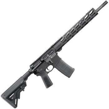 RUGER AR-556 5.56x45mm NATO 16.1in 30rd Semi-Auto Rifle (8542)