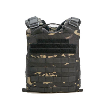 ACE LINK ARMOR QuadRelease Nightwatch Camouflage Plate Carrier (QRD-NW-ML-XL)