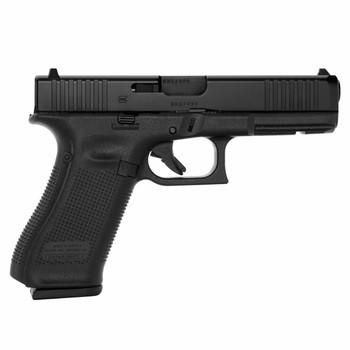 GLOCK G17 Gen5 9mm Luger 4.49in 10rd Black Pistol (PA175S201)