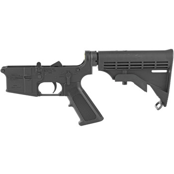 CMMG Mk4 Resolute 100 Series AR-15 Complete Lower Group (55CA337)