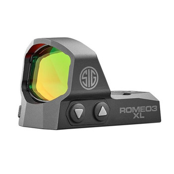 SIG SAUER ROMEO3XL 1x35mm 3 MOA Red Dot Sight (SOR31004)
