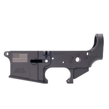 ANDERSON AM-15 Stripped American Flag Lower Receiver (D2-K067-AG03)